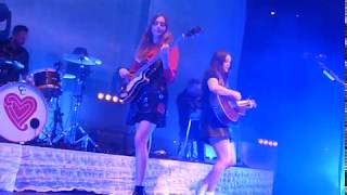 First Aid Kit -Postcard - Roundhouse, London. 2/3/18