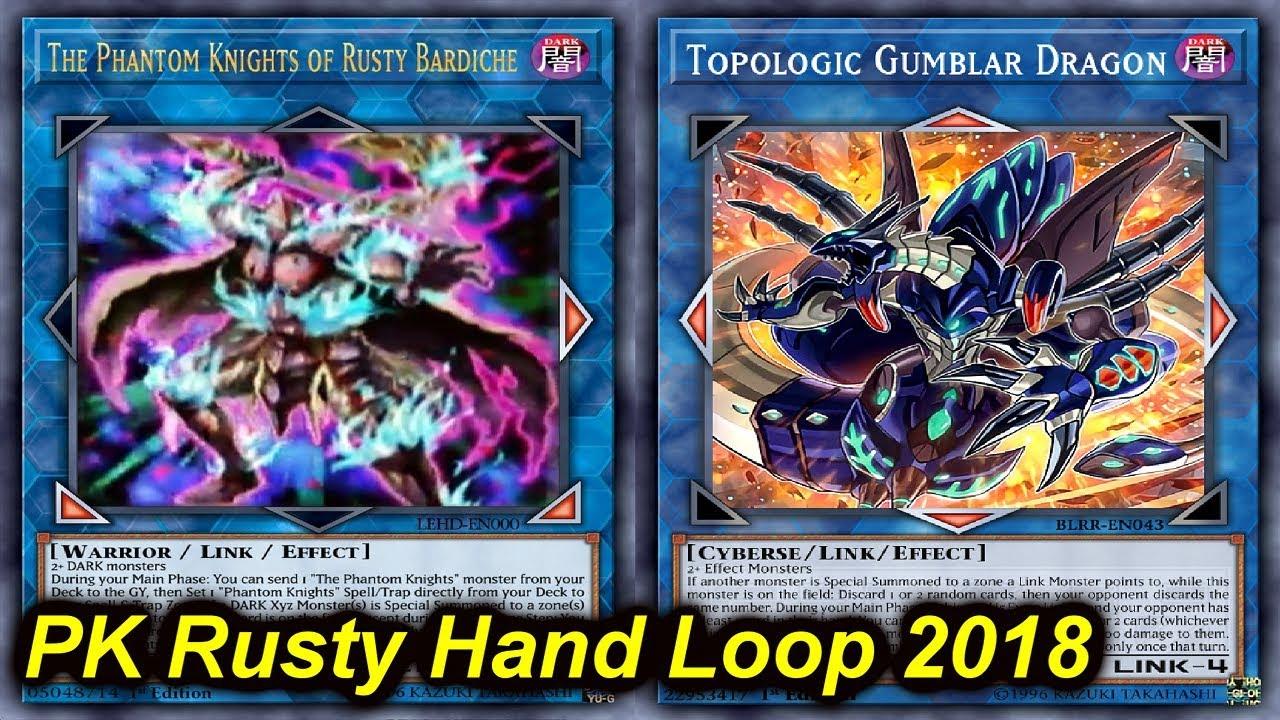 phantom knight link monster *hand loop 2018* - YGOPRODECK