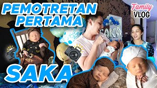 Download Lagu SAKA FOTO PAKE BAJU JAWA , JADI LONDO JOWO! 😂 USSY ANDHIKA GEMES! mp3