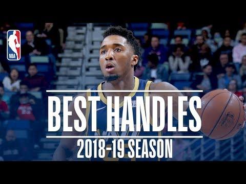 Donovan Mitchell's Best Handles | 2018-19 NBA Season | #NBAHandlesWeek