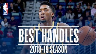 Donovan Mitchell's Best Handles   2018-19 NBA Season   #NBAHandlesWeek