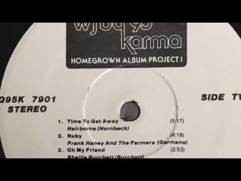Bradley Smith - Rubber Bandit (WFBQ-95 KARMA RECORDS, 1979)
