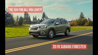 2019 Subaru Forester | The SUV For All You LOVE?! | Interior | Exterior | High Wheels Blog