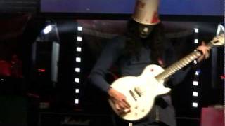 buckethead jordan live at the culture room