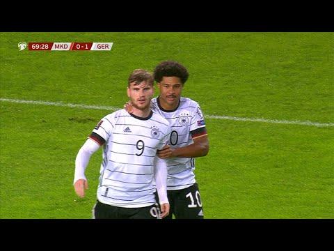 FYR Macedonia Germany Goals And Highlights