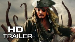 PIRATES OF THE CARIBBEAN 6: Return Of The Kraken - TRAILER 2