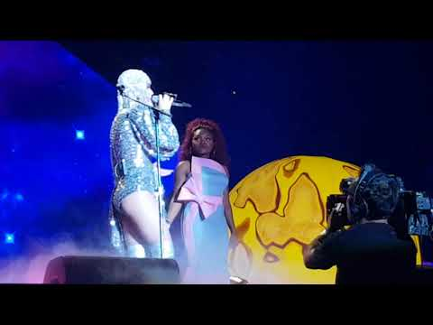 Save af draft - Katy Perry Witness the tour Chile 2018