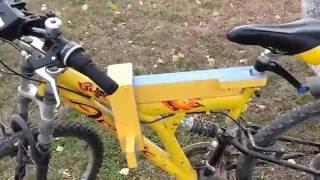 Porte Enfant vélo, bike door child,
