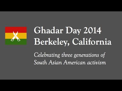 Berkeley Ghadar Day 2014