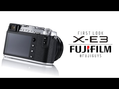 Fuji Guys - FUJIFILM X-E3 Camera - First Look