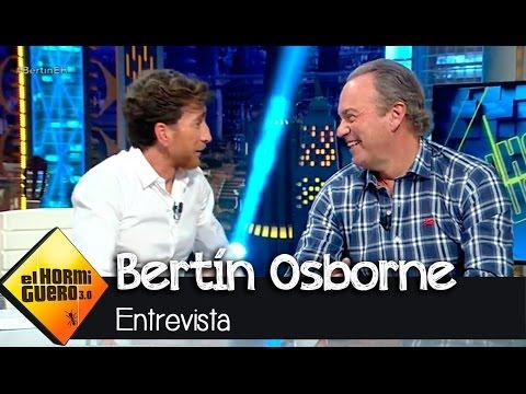 """Bertín Osborne en El Hormiguero 3.0: """"Isabel Pantoja ha pagado con creces su error"""""""
