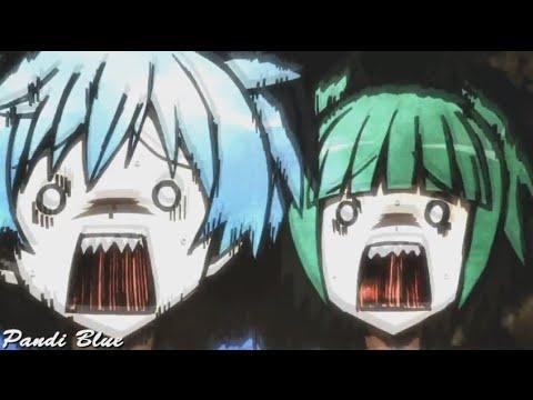 Смешные моменты Нагисы Шиоты и Каяны Каеде - Класс убийц ...
