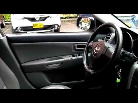 Mazda 3 Hatch Back Excerlente estado
