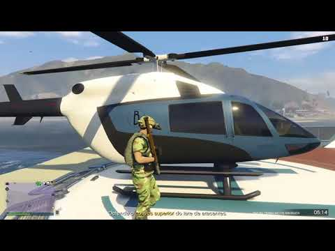 GTA ONLINE: PIRATA A VISTA!