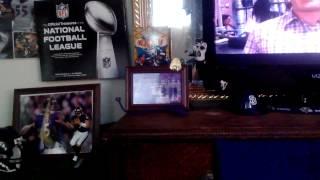 Baltimore Ravens / San Diego Padres Room