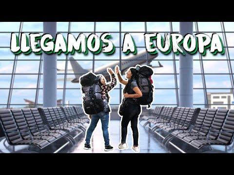 ASÍ ES VIAJAR A EUROPA DESDE PERÚ SIN VISA | MPV en Europa