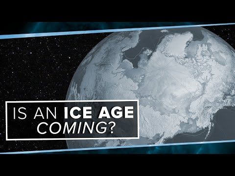 Is A New Ice Age Coming?