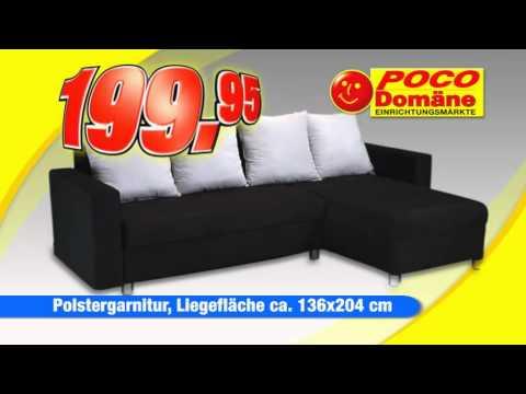 POCO-Domäne: TV-Spot 2009 (Kalenderwoche 42) - YouTube | {Poco sofa 42}