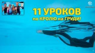 Кроль - 11 пошаговых видеоуроков