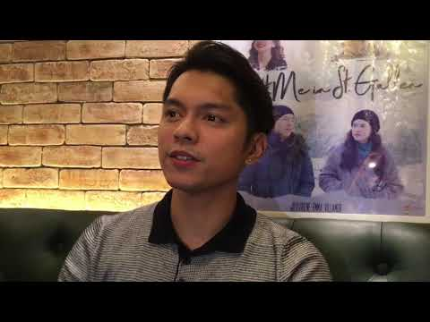 Carlo Aquino's GGV guesting led to his lead role in Meet Me in St. Gallen