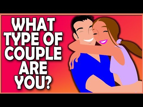 What type of couple are you? (Love Test)