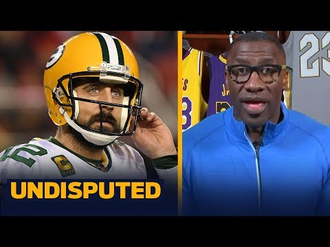 Rodgers is upset, Packers aren't closer to Super Bowl with Jordan Love  Shannon | NFL | UNDISPUTED
