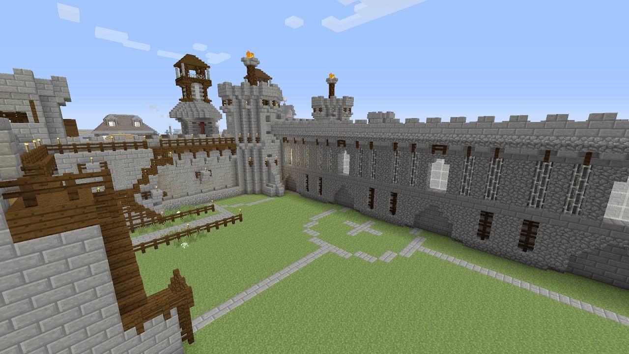 Iets Nieuws Minecraft een kasteel bouwen deel 3 - YouTube @VT02