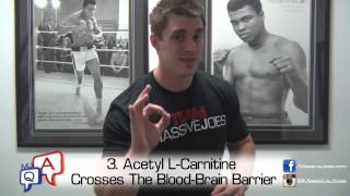 What Is The Difference Between L-Carnitine and Acetyl L-Carnitine? MassiveJoes.com MJ Q&A Carnitine