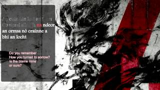 Metal Gear Solid - The Best Is Yet To Come With Lyrics