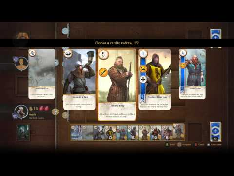 Witcher 3 Gwent Cards Locations Velen Players