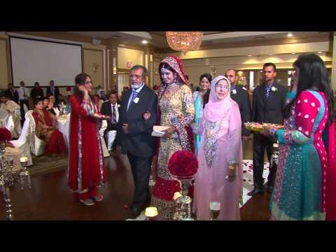 Usama & Asma Wedding