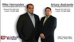 Mortgage Loans El Paso TX