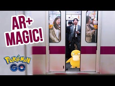 AR+ SHOWREEL | Pokémon GO thumbnail