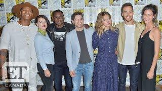 'Supergirl' Cast Talk Season 3 At Comic-Con