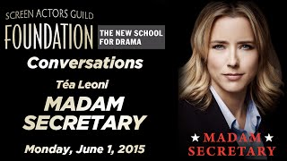 Conversations with Téa Leoni of MADAM SECRETARY