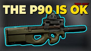 Having Fun with the FN P-90 || Escape from Tarkov Highlights