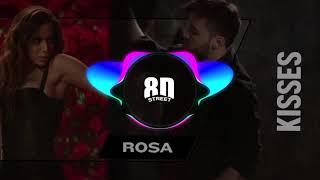 Anitta with Prince Royce - Rosa  (  8D Audio)