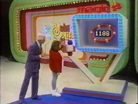 The Price is Right 1997 $10000 Wheel and Car Winner
