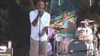 Rahsaan Patterson YOU ARE THE ONLY ONE FOR ME live