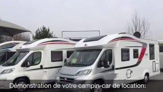 Tuto location de camping-car classe LUXE bürstner ixeo 734 et ixeo 745