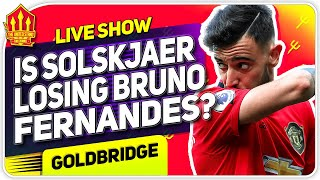 Solskjaer's BRUNO Threat! Man United News Now