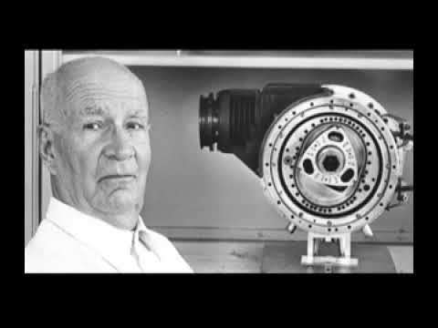 Rotary engine inventor Felix Wankel born August 13 1902