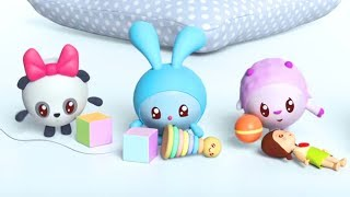 Малышарики - новые серии - Кубик (155 серия) Развивающие мультики для самых маленьких