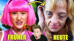 TV Stars FRÜHER vs. HEUTE 😨