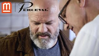 MA COLLABORATION AVEC PERCEVAL - Philippe Etchebest