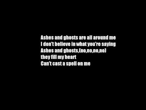 The cult Ashes and Ghosts Lyrics