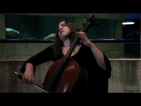 Alisa Weilerstein: NPR Music Field Recordings