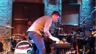 Sleeperstar - Texas Rain Live at the Grand Stafford Theatre, Bryan, Texas 10-18-12