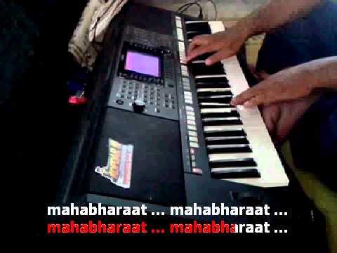 Dangdut Koplo Mahabharata Yamaha PSR S750