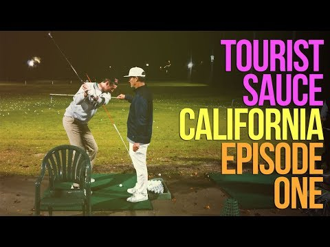 Tourist Sauce (California): Episode 1, Westlake Golf Course with George Gankas